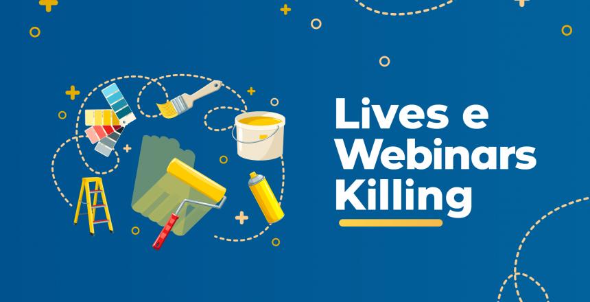 IMG[Killing apresentou mês de ações digitais com conteúdo técnico para a marca Kisafix]