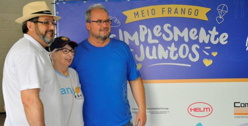 IMG[Killing arrecada mais de R$ 70 mil com ação beneficente em prol da ABEFI]