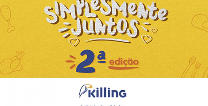 IMG[Killing promove Meio Frango - Simplesmente Juntos 2ª edição]